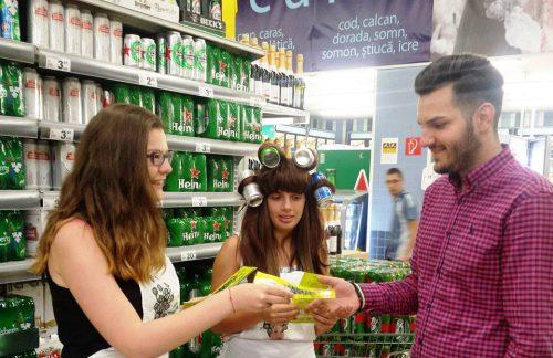 Reciclare Auchan