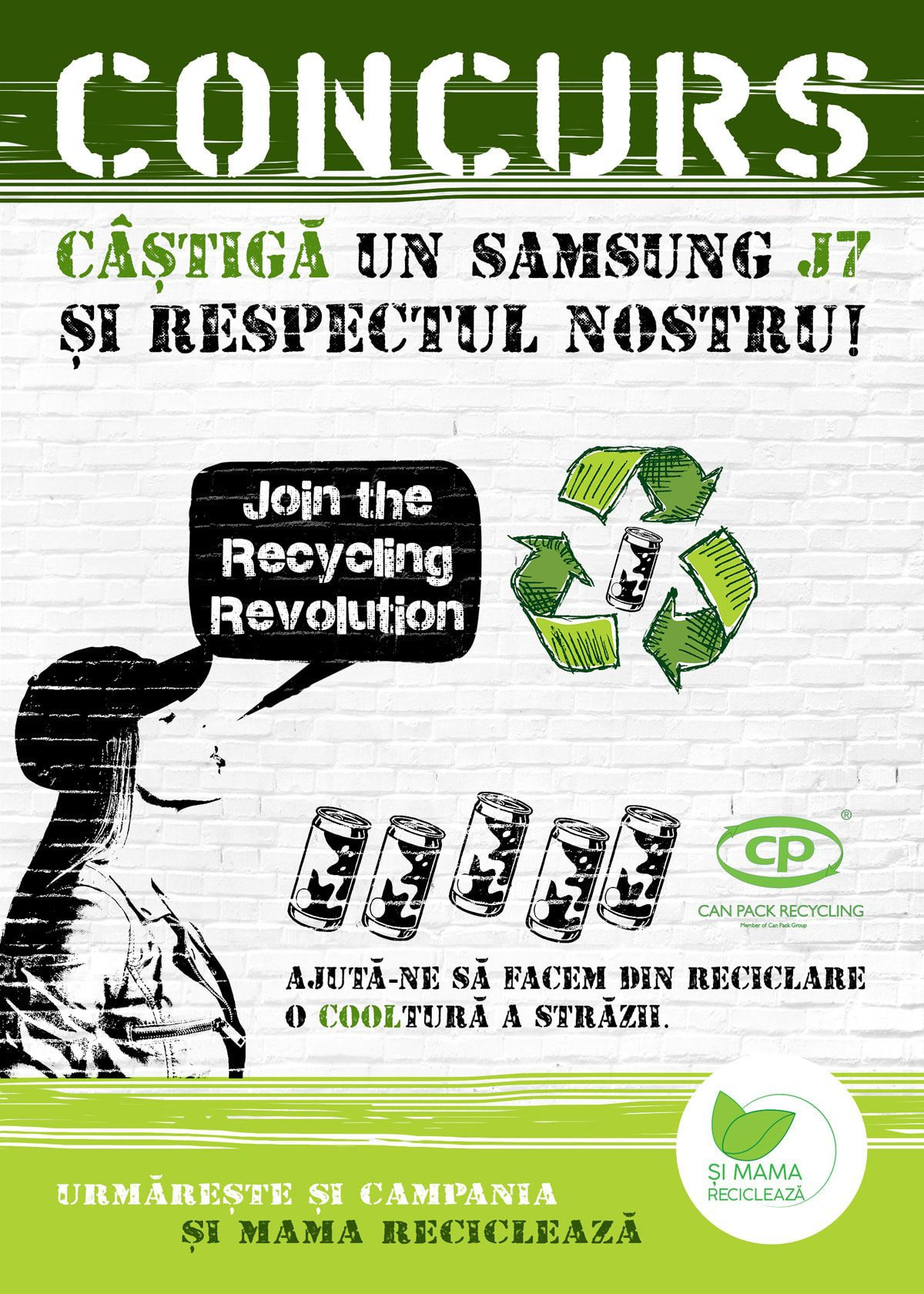 Can Recycling Revolution - Banner
