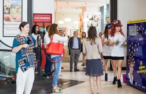 """Galerie foto eveniment: Lansarea campaniei """"Și mama reciclează!"""""""