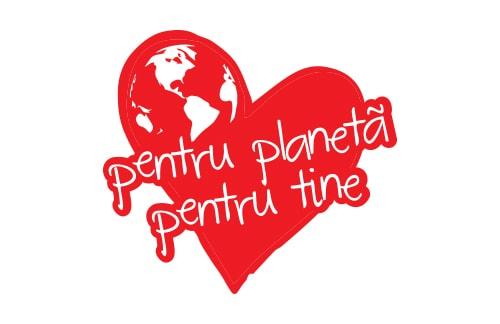 ❤ pentru planetă, ❤ pentru tine